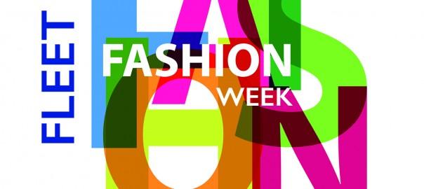 Fleet Fashion Week logo