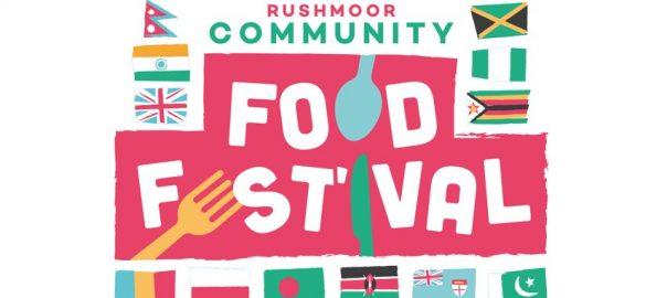 Rushmoor Food Festival logo