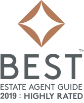 Bronze medal! Best estate agent in Berkshire, Hampshire & the IOW